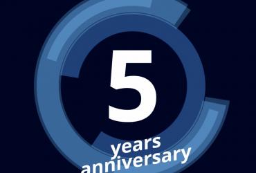 Il Team Develed festeggia 5 anni di attività, volti alla co-creazione di valore con voi.